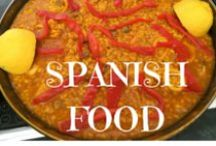 Spanish Food / We've got to admit: Spain has some delicious food! Hungry? Check out these bites from España!  / by El Boqueron Viajero Travel Blog