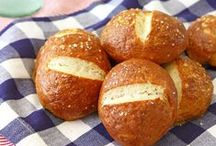 Breads, Rolls & Loaves / by E. Lacey-Field