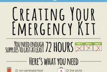 Emergency Preparedness / by E. Lacey-Field