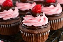 Cupcakes / by E. Lacey-Field