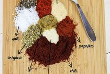Recipe Spices