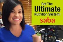 Saba Lifestyle Pro / Helps with weight management, reduces cravings, supports digestive and liver function   †These statements have not been evaluated by the Food and Drug Administration. Saba™ products are not intended to diagnose, treat, cure or prevent any disease.