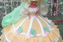 Crochet Barbie Clothes