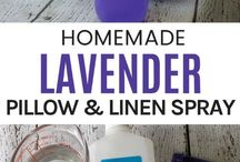 Linen Spray and Essential Oils