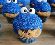 Cake and Cupcake Decoration / #birthday #party #parties #snacks #ideas #dog #supplies #cakes #cookies #snacks #cute #kawaii #themed #dogs #cake #icing #snack #bee #babyshower #children #toddler #kids #fun #baby #birthdays #cactus #monster #cupcakes #cupcake #decoration #decorating #idea