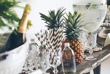 Parties & Celebrations / Tips, tricks and decorating ideas for your next dinner party.