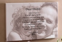 Father's Day/Mother's Day / by Tara Bardella