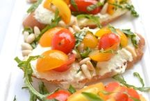 Recipes / Healthy (mosltly) and delicious recipes curated from other pinners.