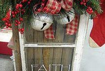 Ideas - Christmas Decorating / by Jolene Mohr