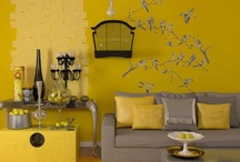 Yellow / One of my favourite colours!