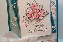 Cards - Anniversary / by Jolene Mohr