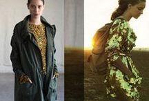 Fashion & Style / A little bit of glamping fashion inspiration.