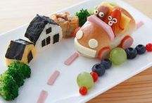 Food: Fun Food / Healthy food that's fun to make and fun to eat! / by Lindsey David