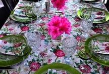 Decorating -Tablescapes / by Jolene Mohr