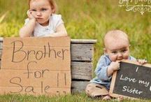 Ideas for baby & baby shower  / by Tara Bardella