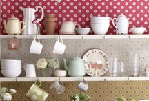 Eat, Bake, Play - Kitchens and Dining Spaces / by Francesca Burras