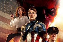 Captain America... and the Avengers / by Kelli Clark