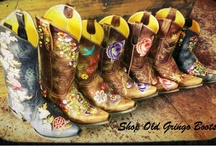 These Boots Are Made For Walkin' / by Tara Bardella