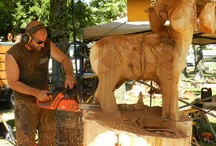 Hope Chainsaw Carving / Chainsaw carving competitions are held every year in Hope, BC. Afterall, Hope is known as the Chainsaw Capitol of the World! Explore downtown Hope to find these spectacular works of art! If you have photos that would complement this board, email rudy@hopebc.ca.