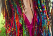 Hippie At Heart!! / I was born at the wrong time!!!! / by Crystal Gramm