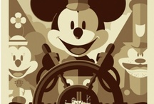 Vintage Disney / by Mary Welch