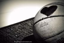 Basketball. Life. / To those that live for the hoop. Keep on.
