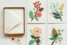 stationery / For my pen pals. / by Aly Simon