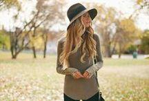 Fall Fashionista / by Kallyn Elizabeth