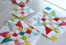 Quilt Blocks, Tips and Ideas