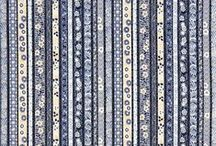 Inspiration   Blue / Blue, home decorating, fabric, bedding, drapes, curtains, paint colors, dishes