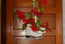 Ideas - Ice Skates / by Jolene Mohr