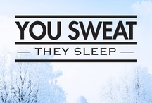 Cold Weather? Bring It.  / Here's to those of us who train 365. Bring it on, winter.   www.espnW.com/ColdList  / by espnW