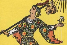 The Fool / #Madness. That gift and faculty divine and sovereign whose creative energy inspires humans's mind, guides their actions and adorns their life. #tarot #fool