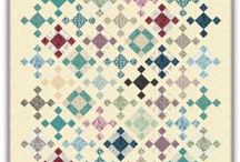 Downton Abbey Quilts / I have been creating quilt patterns from the Downton Abbey fabrics by Andover Fabrics.  You can find the patterns at:  www.NeedleinaHayesStack.biz