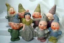 Vintage Ornaments / Vintage Ornaments / by Debbie Jean