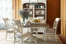 Shades of White / Embrace neutrals year-round to get a simple, classy look in any space.
