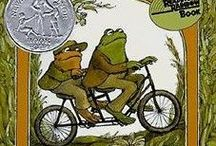 Frog and Toad / by Mary Welch