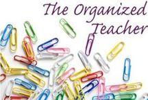 Classroom Organization / by Mary Welch
