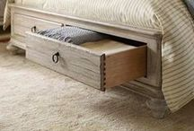 Storage Solutions / You can solve all your storage needs and still have beautiful furniture.