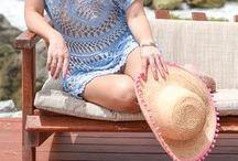 summer fashion / Feminine and flirty fashion tips for summer!