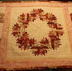 Quilting Projects / Find lots of fun quilting ideas and projects here.  Table toppers, quilts, blocks and more.