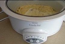 What A Crock Pot / by Brooklyn Chavers