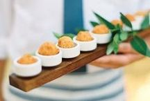 mini eats / Take your appetizer game to the next level with bite-sized eats that will rock your taste buds!