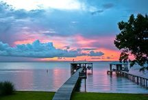 My Beautiful Hometown / When you grow up in a place as magical as Fairhope you compare everywhere else to it and nowhere else could ever be as enchanting as the town in which I call home.   / by Brooklyn Chavers