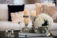 Living Space / Furniture, decor and ideas to adorn my home.