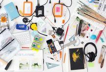 Studio + Workspace / by Field Office / Rebecca Silus