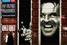 Street Art, Graffiti-n-Stuff / Um, duh.  I like street art and graffiti.  I think the title describes itself.