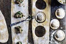 pasta + grain recipes
