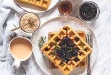 breakfast + brunch recipes