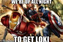 *The Avengers* / by Hailey Hammon